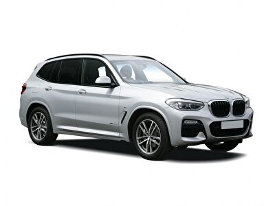 Representative image for the BMW X3 Diesel Estate xDrive20d MHT M Sport 5dr Step Auto [Plus Pack]