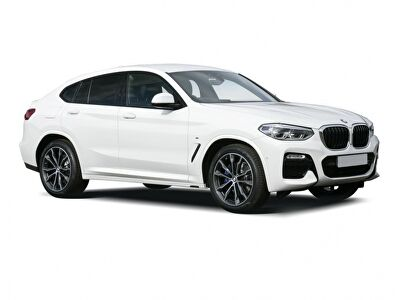 Representative image for the BMW X4 Diesel Estate xDrive20d MHT M Sport 5dr Step Auto [Plus Pack]