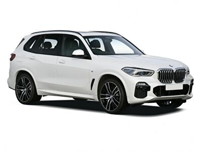 Representative image for the BMW X5 Estate xDrive40i MHT M Sport 5dr Auto [7 Seat] [Tech Pack