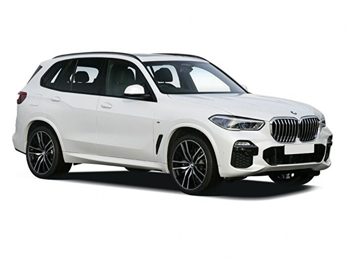 Main image for the BMW X5 Estate xDrive40i MHT M Sport 5dr Auto [7 Seat]