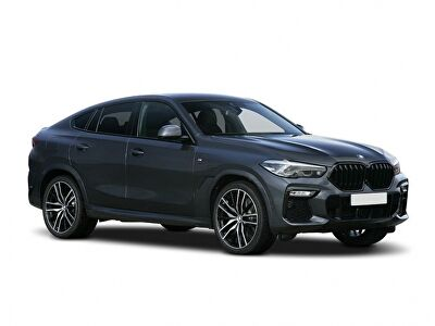 Representative image for the BMW X6 Estate xDrive40i M Sport 5dr Step Auto [Plus Pack]