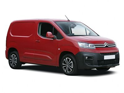 Representative image for the Citroen Berlingo M Diesel 1.5 BlueHDi 1000Kg Driver 100ps