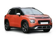 Representative car leasing image for the Citroen C3 Aircross Hatchback 1.2 PureTech 110 Flair 5dr [6 speed]