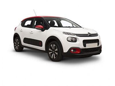 Representative image for the Citroen C3 Diesel Hatchback 1.5 BlueHDi 100 Flair Plus 5dr [5 Speed]