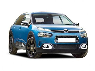 Representative image for the Citroen C4 Cactus Hatchback 1.2 PureTech Flair 5dr [6 Speed]