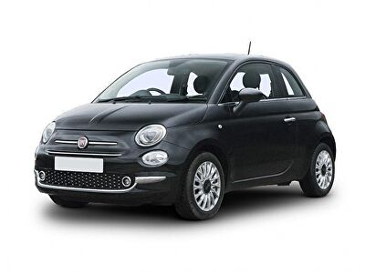 Representative image for the Fiat 500 Hatchback 1.0 Mild Hybrid Dolcevita [Part Leather] 3dr