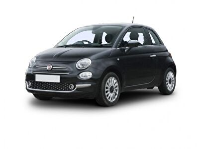 Representative image for the Fiat 500 Hatchback 1.0 Mild Hybrid Rock Star 3dr