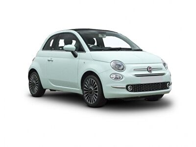 Representative image for the Fiat 500c Convertible 1.0 Mild Hybrid Lounge 2dr