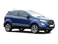 Representative image of the Ford Ecosport Hatchback