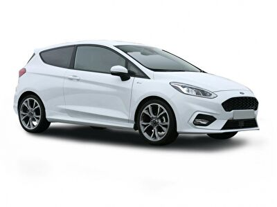 Representative image for the Ford Fiesta Hatchback 1.0 EcoBoost Hybrid mHEV 125 ST-Line X Edition 3dr