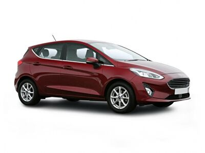 Representative image for the Ford Fiesta Hatchback 1.0 EcoBoost Hybrid mHEV 125 ST-Line X Edition 5dr