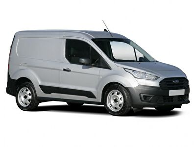 Representative image for the Ford Transit Connect 220 L1 Diesel 1.5 EcoBlue 100ps D/Cab Leader Van