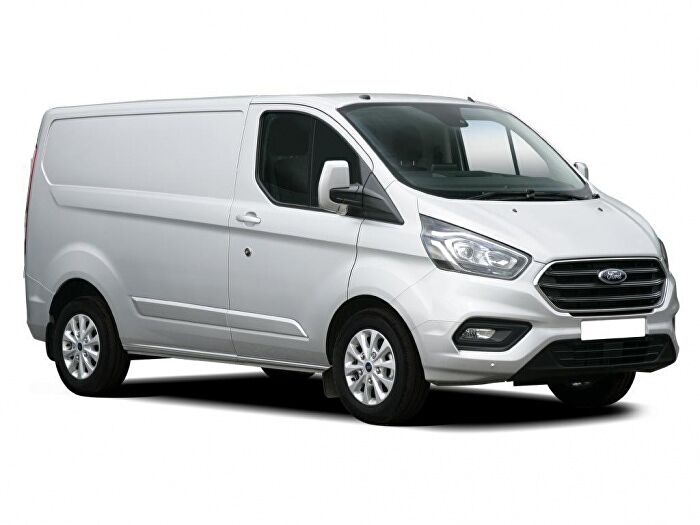 Main image for the Ford Transit Custom 320 L1 Diesel Fwd 2.0 EcoBlue 130ps Low Roof D/Cab Limited Van