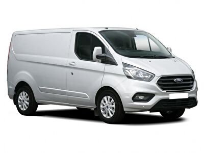 Representative image for the Ford Transit Custom 320 L2 Diesel Fwd 2.0 EcoBlue 105ps Low Roof D/Cab Leader Van