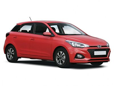 Representative image for the Hyundai I20 Hatchback 1.2 MPi S Connect 5dr