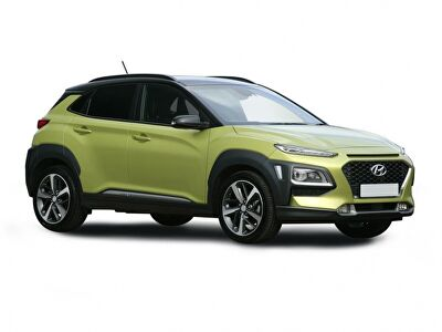 Representative image for the Hyundai Kona Hatchback 1.0T GDi Blue Drive S 5dr