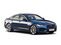 Representative image of the Jaguar XF Saloon