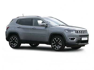 Representative image for the Jeep Compass Sw Special Editions 1.4 Multiair 140 Night Eagle 5dr [2WD]