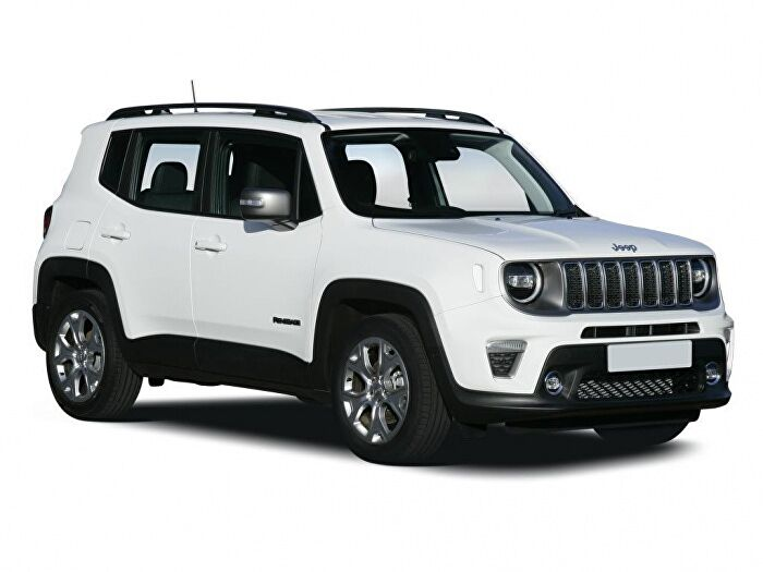 Main image for the Jeep Renegade Hatchback Special Edition 1.3 T4 GSE Night Eagle II 5dr DDCT