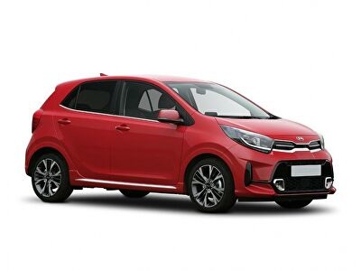 Representative image for the Kia Picanto Hatchback 1.0 2 5dr Auto [4 seats]