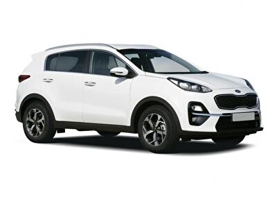 Representative image for the Kia Sportage Estate 1.6T GDi ISG 4 5dr DCT Auto [AWD]