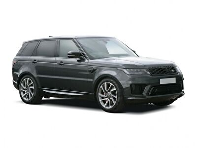 Representative image for the Land Rover Range Rover Sport Estate 2.0 P400e HSE Silver 5dr Auto