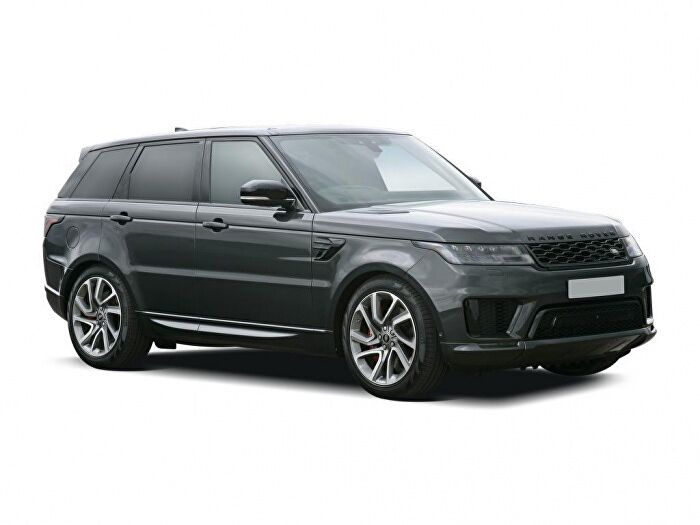 Main image for the Land Rover Range Rover Sport Estate 3.0 P400 HSE 5dr Auto [7 Seat]