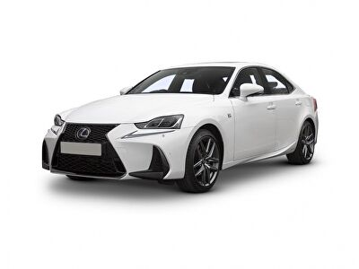 Representative image for the Lexus IS Saloon 300h F-Sport 4dr CVT Auto [Premium Pack/Sunroof]