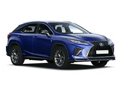 Representative image for the Lexus RX Estate 450h 3.5 5dr CVT [Premium pack]
