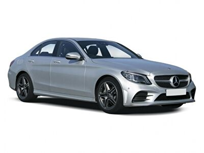 Representative image for the Mercedes-Benz C-Class Saloon Special Editions C200 AMG Line Night Edition Premium 4dr 9G-Tronic