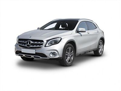 Representative image for the Mercedes-Benz GLA-Class Hatchback GLA 250 4Matic AMG Line Edition Plus 5dr Auto