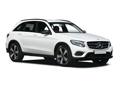 Representative image for the Mercedes-Benz GLC Estate GLC 300e 4Matic AMG Line Prem Plus 5dr 9G-Tronic