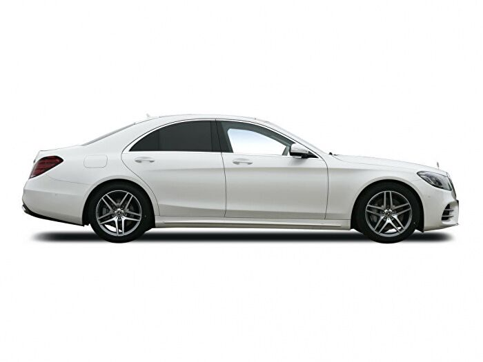Mercedes-Benz S-Class Saloon Special Editions S500L Grand ...