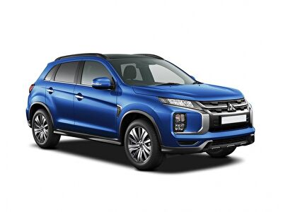Representative image for the Mitsubishi ASX Estate 2.0 Exceed 5dr CVT 4WD