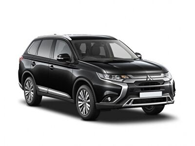 Representative image for the Mitsubishi Outlander Estate 2.4 PHEV Dynamic Safety 5dr Auto