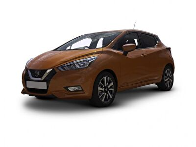 Representative image for the Nissan Micra Hatchback 1.0 IG-T 100 Visia+ 5dr Xtronic