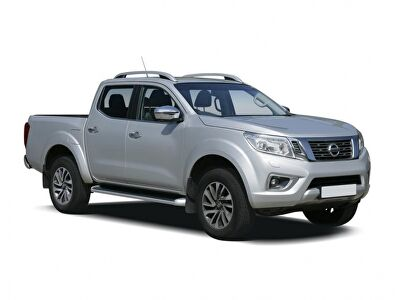 Representative image for the Nissan Navara Diesel Double Cab Pick Up Visia 2.3dCi 163 4WD