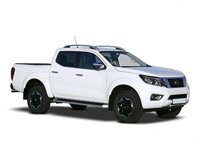 Representative image for the Nissan Navara Diesel Double Cab Pick Up Visia 2.3dCi 163 TT 4WD