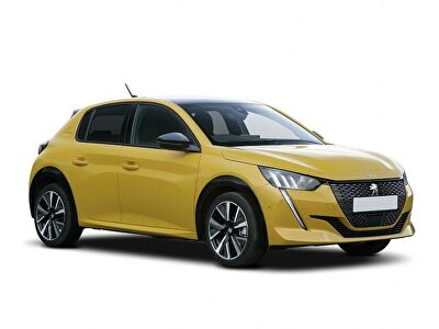 Representative image for the Peugeot 208 Hatchback 1.2 PureTech 100 Allure Premium 5dr EAT8
