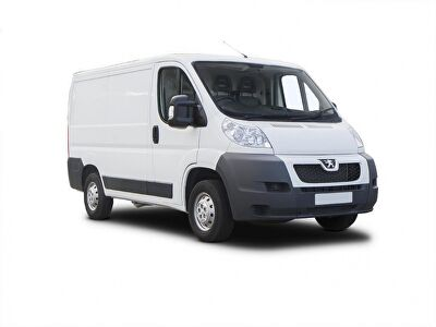 Representative image for the Peugeot Boxer 335 L3 Diesel 2.2 BlueHDi H2 Professional Van 140ps