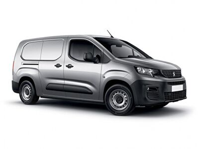 Representative image for the Peugeot Partner Standard Diesel 650 1.5 BlueHDi 75 Professional Van