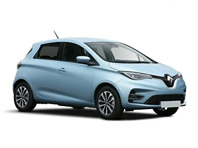 Representative image for the Renault Zoe Hatchback 80kW Iconic R110 50kWh 5dr Auto