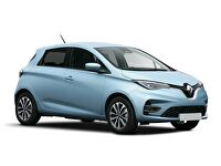 Representative image of the Renault Zoe
