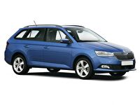Representative image of the Skoda Fabia Estate