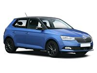 Representative image of the Skoda Fabia Hatchback