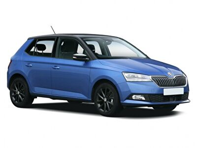 Representative image for the Skoda Fabia Hatchback Special Editions 1.0 TSI Colour Edition 5dr DSG