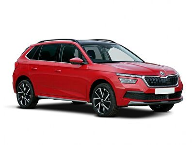 Representative image for the Skoda Kamiq Hatchback 1.0 TSI SE 5dr DSG