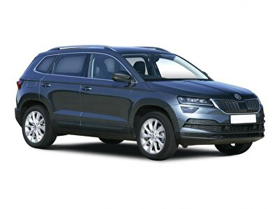 Representative image for the Skoda Karoq Estate 1.0 TSI SE 5dr