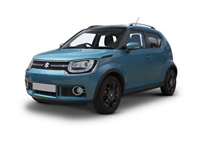 Representative image for the Suzuki Ignis Hatchback 1.2 Dualjet 12V Hybrid SZ-T 5dr
