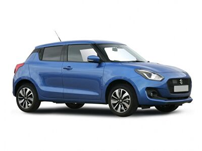 Representative image for the Suzuki Swift Hatchback 1.2 Dualjet 83 12V Hybrid SZ5 ALLGRIP 5dr